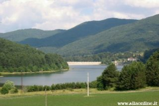 Lago Arvo vicino Lorica