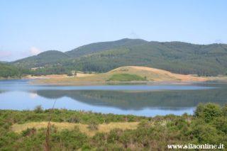 Lago Serbatoio del Passante