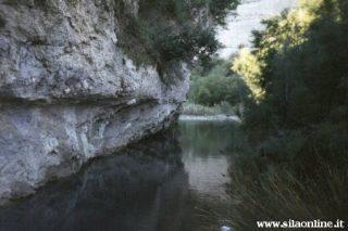 Affluente del fiume Lese