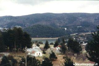 Baracchella sul lago Arvo vicino Lorica