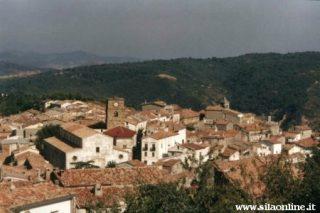 Bocchigliero (cs). Panorama.