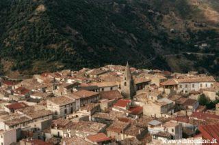 Panorama di Longobucco (cs)