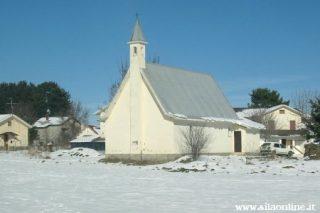 Croce di Magara (Spezzano della Sila). Villaggio O.V.S.
