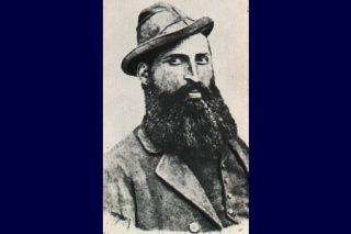 Carmine Crocco, il più famoso tra i briganti.